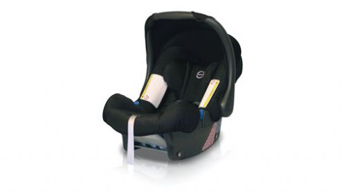 Child Seat, Infant Seat (Excl. AU, BR)